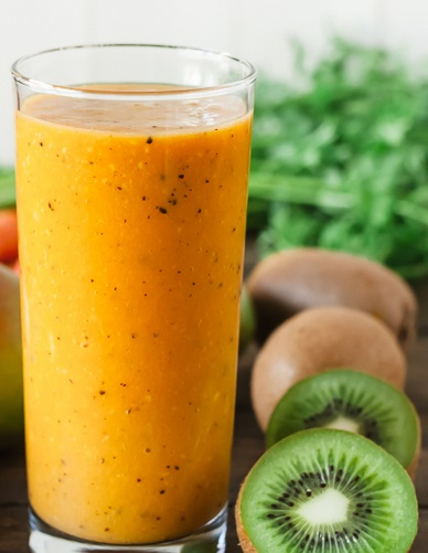 Sütőtökös smoothie, igazi őszi vitaminbomba!