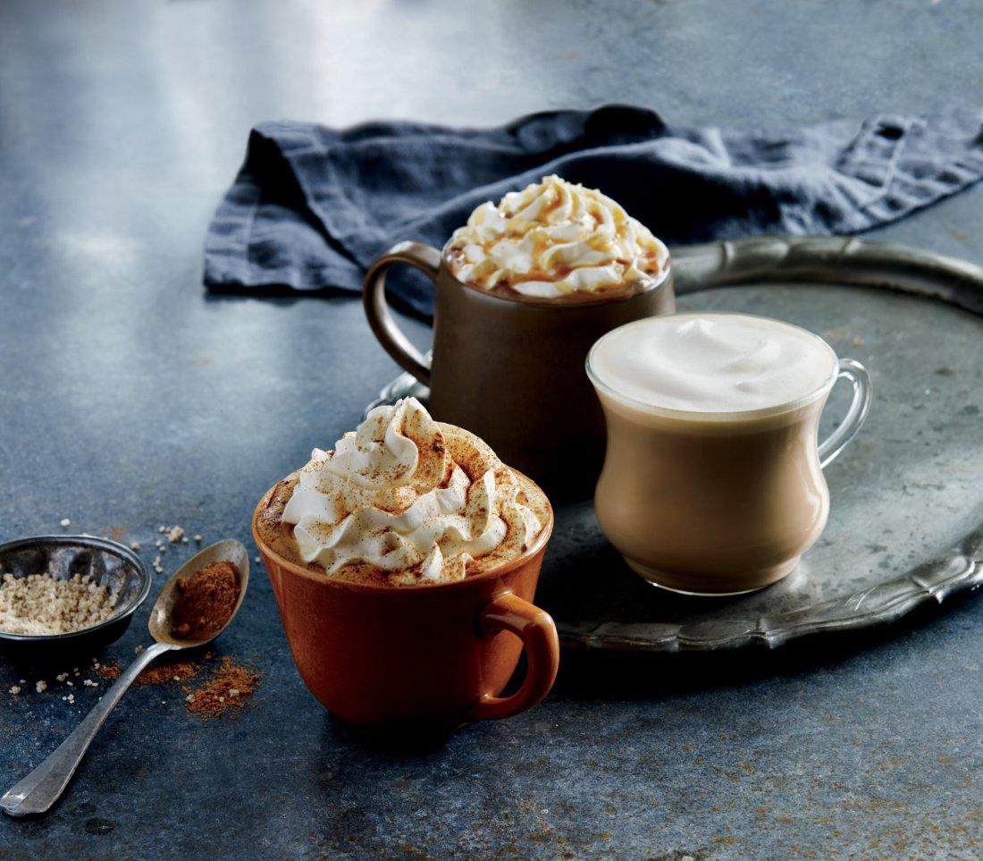 Az öt legjobb téli latte, amit neked is meg kell kóstolnod