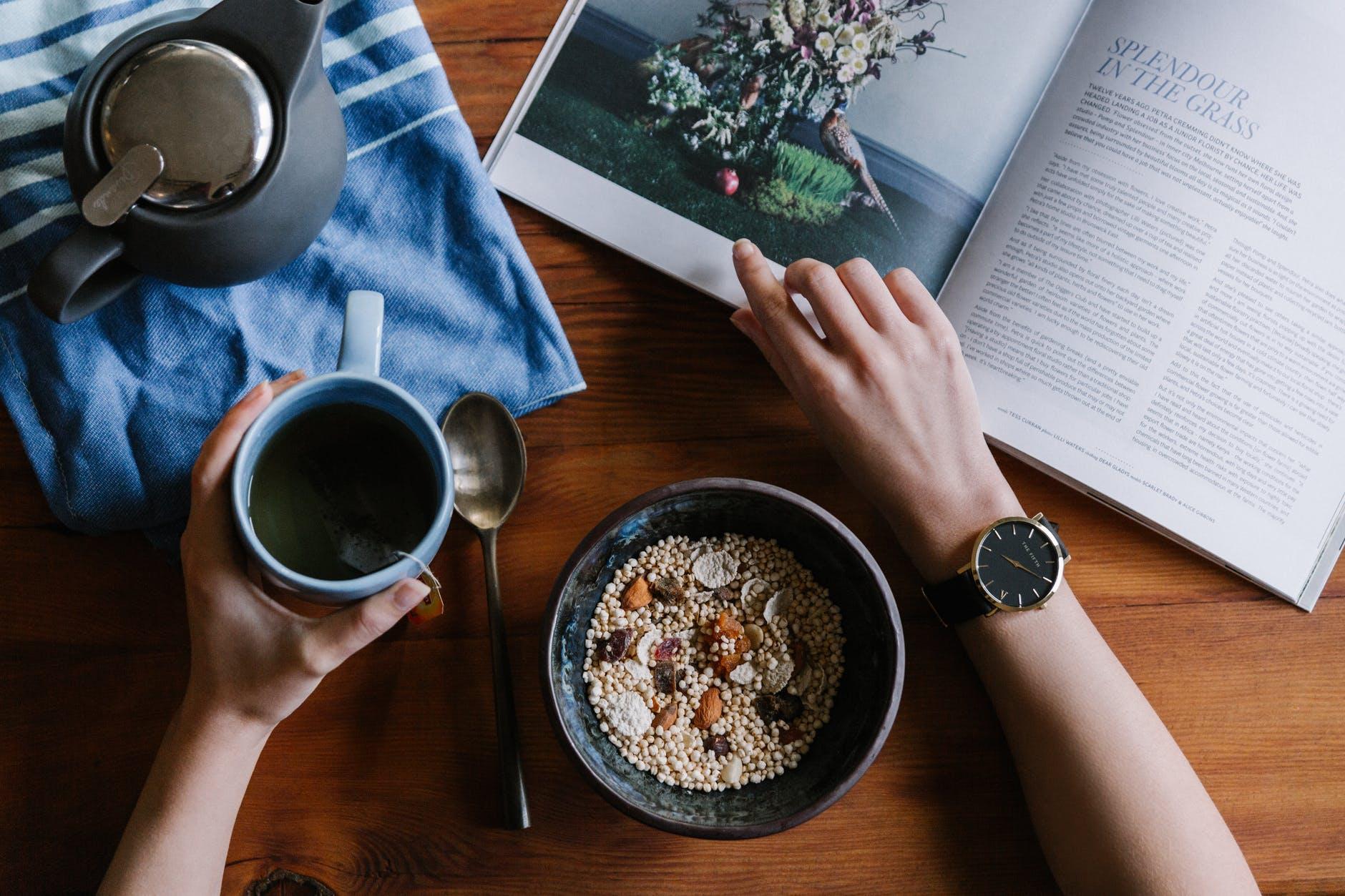 5 alkotóelem, amire a tökéletes reggeli müzlihez szükségünk van