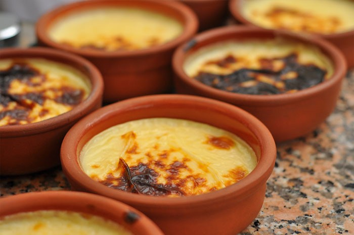 Sütlac - török rizspudung