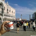 Löncshús Velencében 2 - löncshús a Szt. Márk téren
