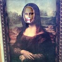 Löncshús a Mona Lisával