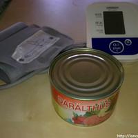 Löncshús és a vérnyomásmérő