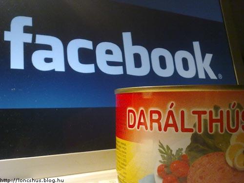 Löncshús a facebookon