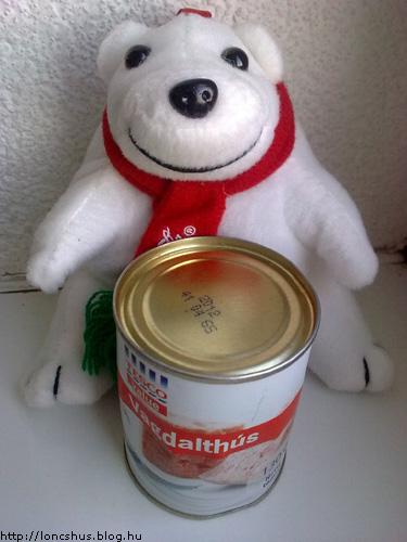 Löncshús a jegesmedvével