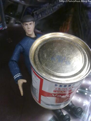 Löncshús és Spock
