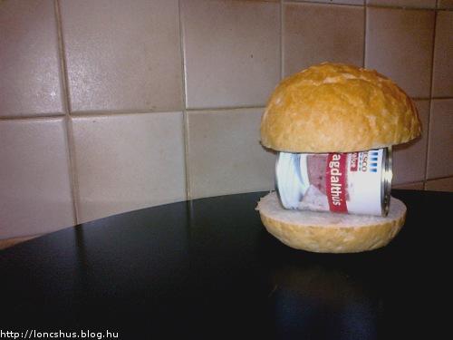 Löncshúsos szendvics