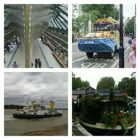 Mit visz a víz Londonban...?