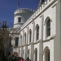 Szédületes Strawberry Hill House