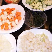 Zöldségleves - ahogy a Dudinak ízlett