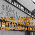 2,2 milliárdért volt fideszes képviselő újítja fel a Lőrinci sportcsarnokot!