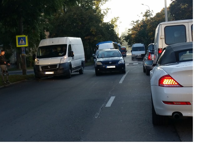 Több lesz a parkolóhely és kevesebb a baleset