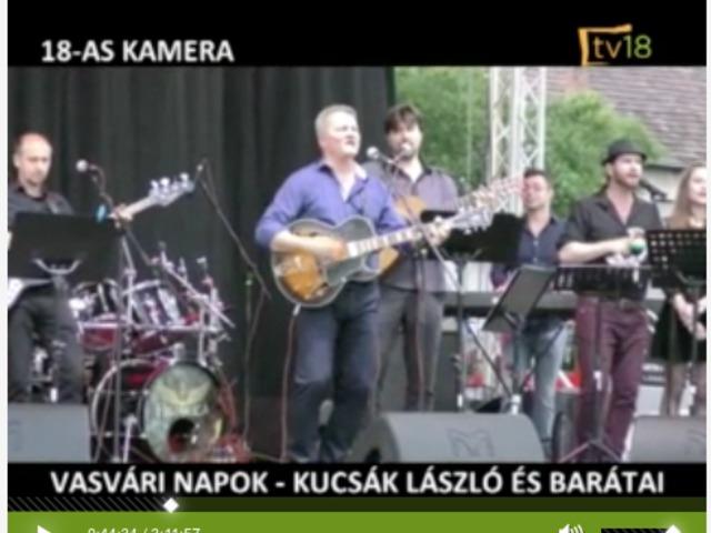 Skinheadek előzenekara volt Kucsák László.