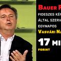 Tovább titkolják Bauer bulijának számláit