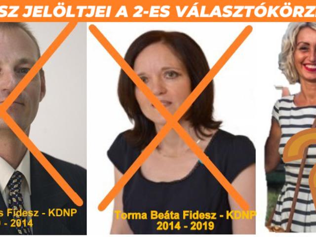 Gyerekekkel kampányol, céges levelet ír a fidesz jelöltje.