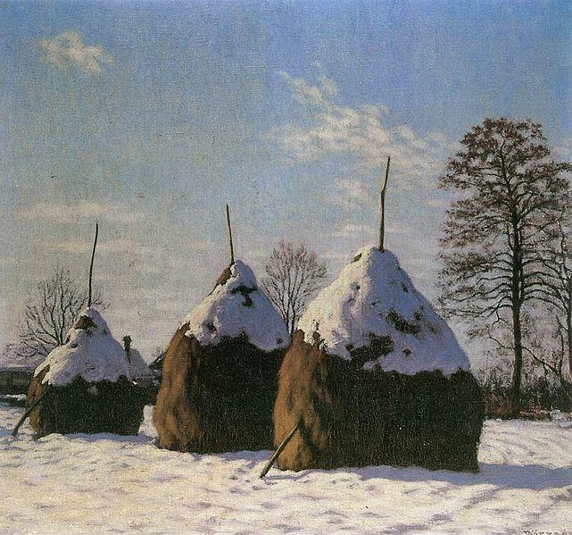 Börtsök_Samu (1881-1931) Szénaboglyák.jpg