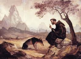 assisi Szent Ferenc (1931. óta okt. 4. halálának évfordulója az állatok világnapja.jpg