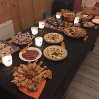 Halogén tök-jó party