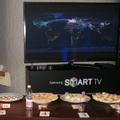 Étel vakkóstoló 5 kontinensről a Samsungnak