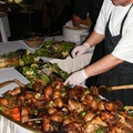 Reneszánsz vacsora a  Bonfini Kertben