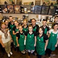 Itt az ötödik Starbucks