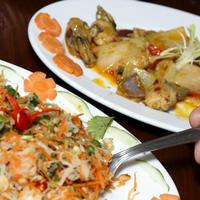 jÓÓÓÓÓ estéééét Vietnam!!! Ismét vietnami vacsorát ültünk