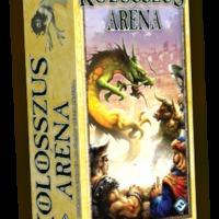 Kolosszus Aréna - Minótaurusz üti az amazont