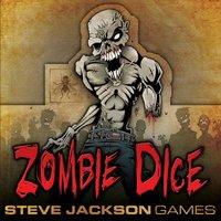 Zombie Dice - Porhanyós agyat mindenkinek!