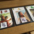 7 Wonders: Duel - Leaders - Kézzel készült vezetők