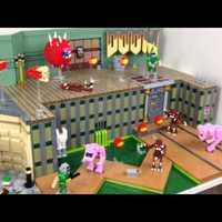 Biztos nem játszottál még Lego Doommal