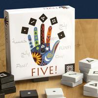 FIVE! - Társasjáték az összefogásért