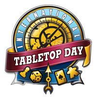 Jövő héten Tabletop Day!