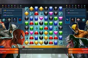 Puzzle Quest: Marvel Edition - Az időgyilkos