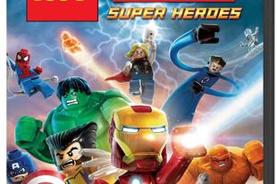 Lego Marvel Superheroes - Kockákkal, kockáknak