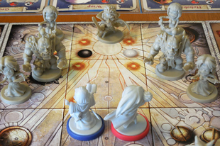 Arcadia Quest - Bucifejű hősök