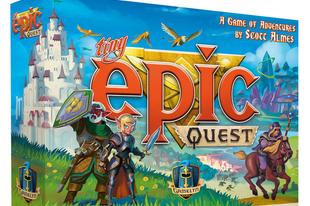 Tiny Epic Quest - Kicsit nagy kaland