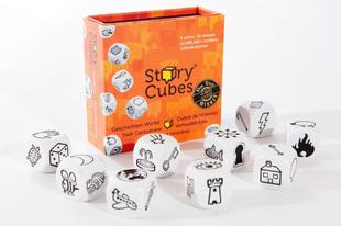 Story Cubes – Indul a mesedélután