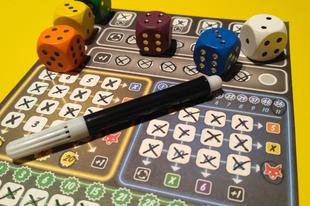 Visszatértünk a kockapókerhez? - Bemutatkozik a roll&write műfaj