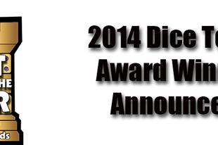 Kihirdették a Dice Tower 2015-ös díjazottait