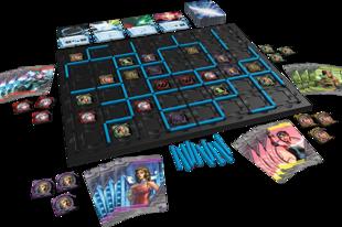 Kockás papíron játszható játékot ad ki a Fantasy Flight Games
