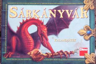 Sárkánysor IV. - Sárkányvár