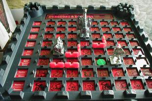 Hibrid játékok a múlt századból II. - Dungeons & Dragons Computer Labyrinth Game