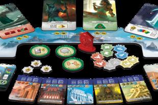 7 Wonders Duel: Pantheon - Isteni színjáték