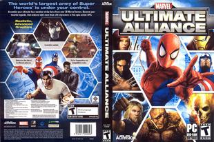 Marvel Ultimate Alliance - Az ÉN csapatom