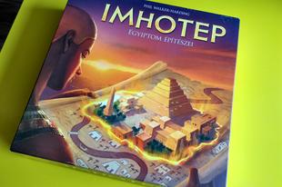 Imhotep - Piramisjáték