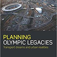 {* TOP *} Planning Olympic Legacies: Transport Dreams And Urban Realities. Power Three Swissbit fuertes return
