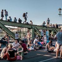 Úton a magyar kilátó Velencébe