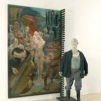 Sighard Gille: Társaság őrrel, 1980-81