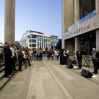 Tízezer eurós képzőművészeti díj Nemes Csabának