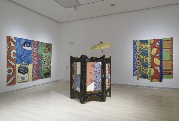 A keleti ornamentika és a poliészter találkozása – Interjú Kim MacConnellel